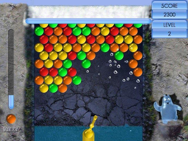 aqua bubble shooter