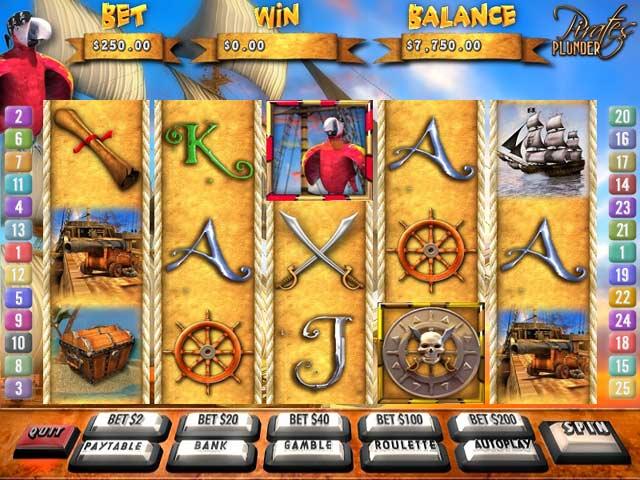 plunder game online